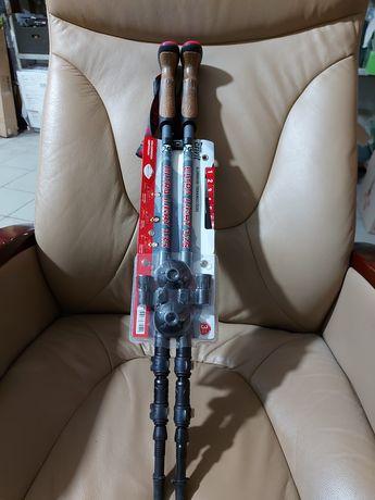 Трекинговые палки аллюминиевые Crivit Ultra Light 135 Германия