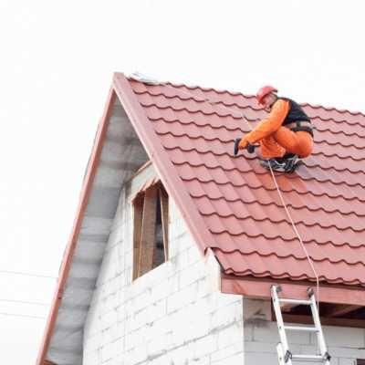 Перекриття дахів, крыша, кровля, покрівля та її ремонт