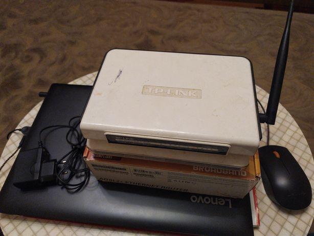WiFi Роутера Asus wl-am604g, Tp-link td-w8920g, D-link dsl-2500u adsl