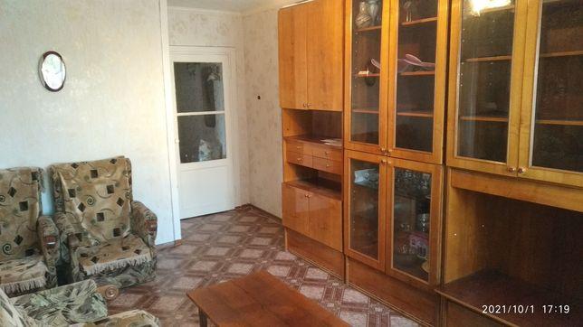 Квартира 3 комнаты, гараж.