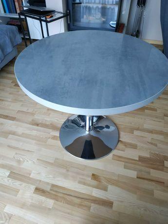 Okrągły stół 90cm szerokości