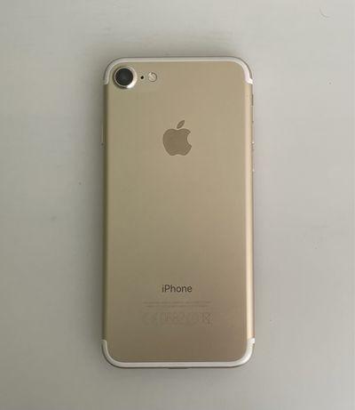 iPhone 7 32 GB złoty pełny komplet.