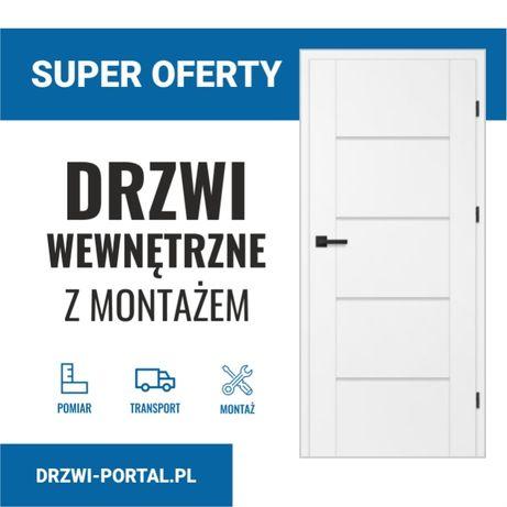 Nowoczesne i solidne drzwi wewnętrzne do Twojego domu ***SUPER CENA***