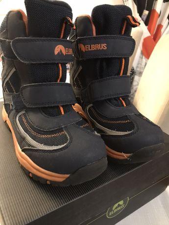 Buty zimowe Elbrus r. 34