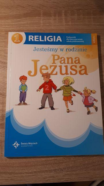 Podręcznik do religii dla kl.1