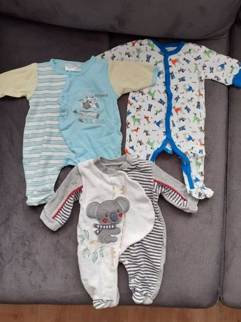 Pajace niemowlęce 56-62