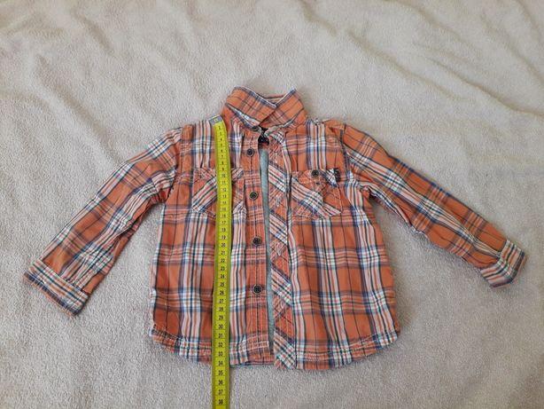 Рубашка Mothercare 86 р