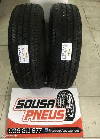 2 pneus novos 205-70-15 Good year - Entrega grátis