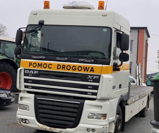 Pomoc Drogowa Daf XF 105.410 Rolfo 2011rok wciagarka, hydraulika