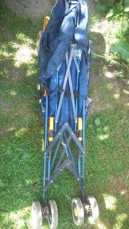 wózek-parasolka