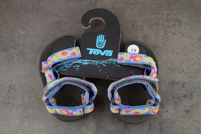 Детские сандалии Teva. Размер 17