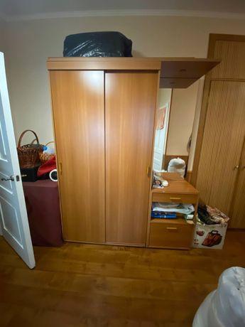 Шкаф-стенка в прихожую