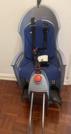 Cadeira Reclinável Porta-criança para Bicicleta