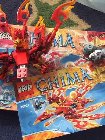 Lego chima 70221