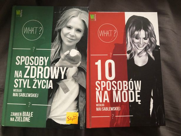 Sablewskiej sposób na ... Maja Sablewska 2 szt