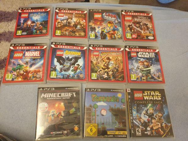 Ps3 gry lego minecraft