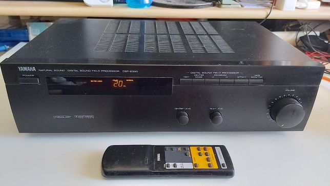 YAMAHA DSP-E390 - Processador de som
