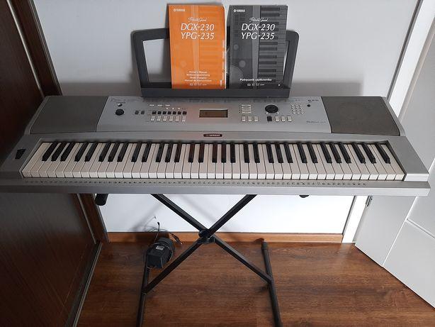 Keyboard DGX-230 +stojak
