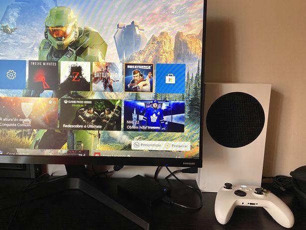 Xbox Series S + Extras