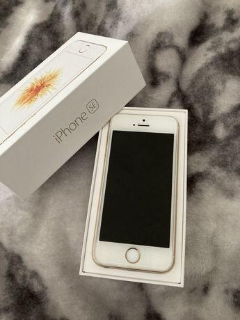 Iphone SE kolor złoty