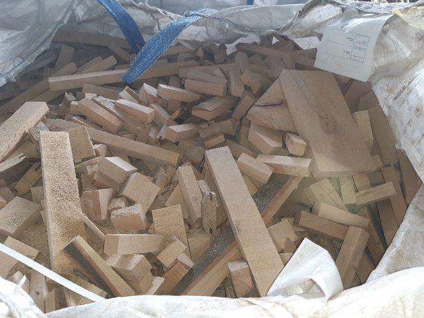 Drewno opałowe kominkowe suche bukowe worki big bag