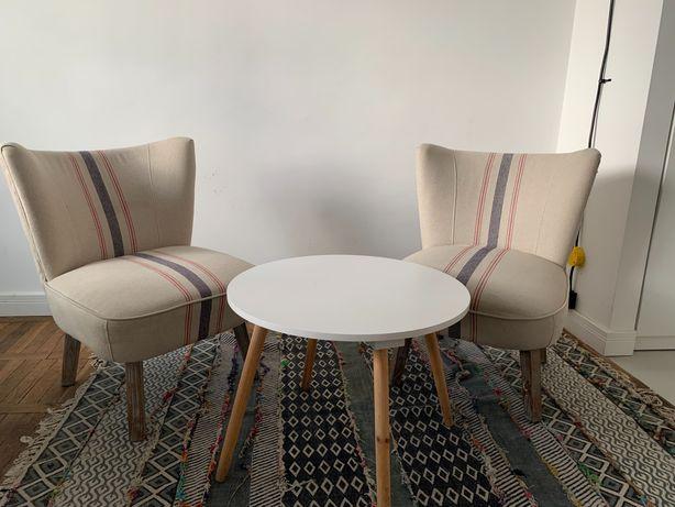 fotel krzesło x 4