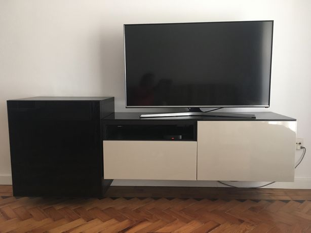 Movel tv ikea (modelo besta)