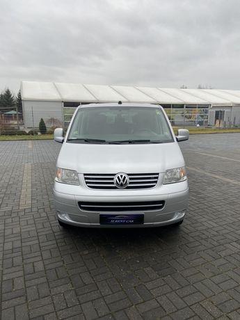 Wynajem VW Multivan 8 osobowy !!! Benzyna + LPG !!!