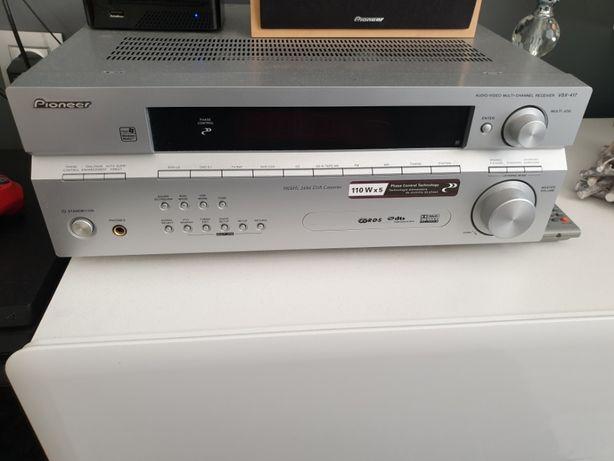 Amplituner Pioneer VSX-417 Kino domowe
