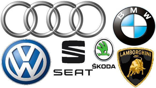 Odblokowywanie ukrytych funkcji samochodu BMW, AUDI, VW, SEAT 2020