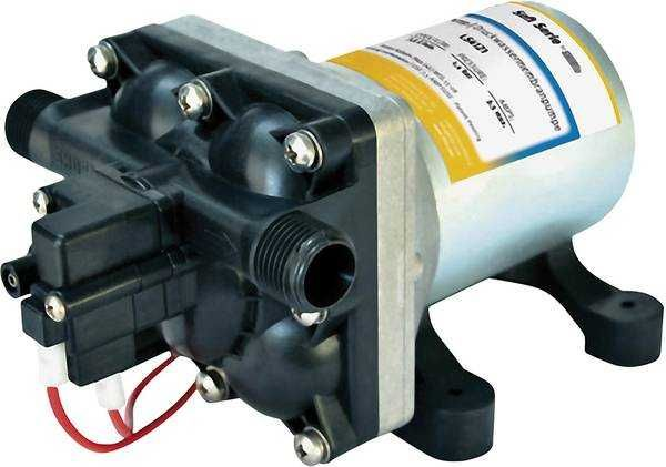 Pompa niskonapięciowa Lilie LS4121, 450 l/h, 12 V