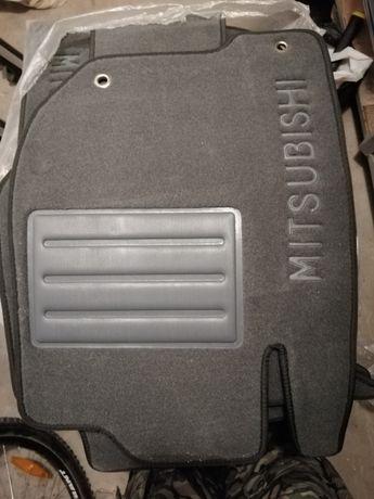 Коврики оригінальні мітсубісі паджеро спорт2008+