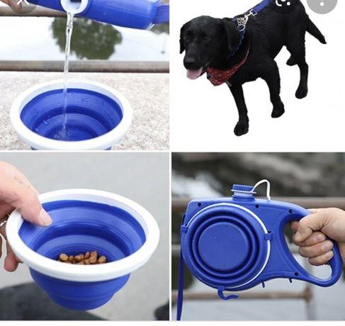 Trela para cão.