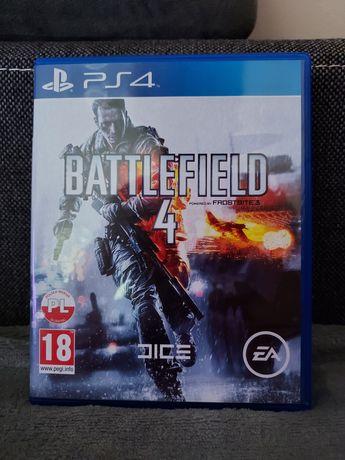 Battlefield 4 PS4 PL stan jak nowy