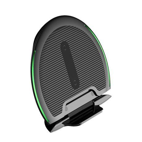 Baseus Ładowarka Indukcyjna Foldable składana z kablem Micro USB (WXZD