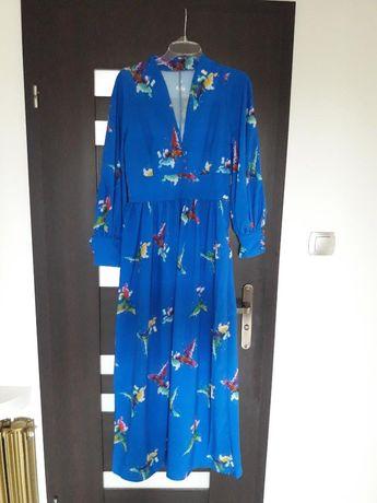 Sukienka styl kimono