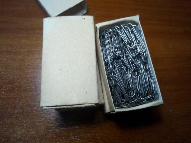 Скрепки для бумаги