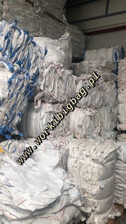 Worki Big Bag Bagi 140cm 1000kg na Ziarno Groch itp Wysyłka od 10 szt