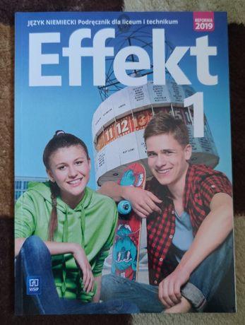 Podręcznik Effekt 1 Język Niemiecki