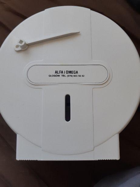 pojemnik na papier toaletowy