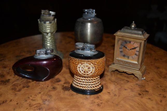 5 isqueiros de coleção