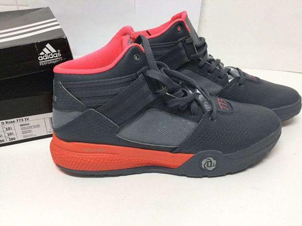 Adidas basket D.rose 773 4 novos. Basketball nba