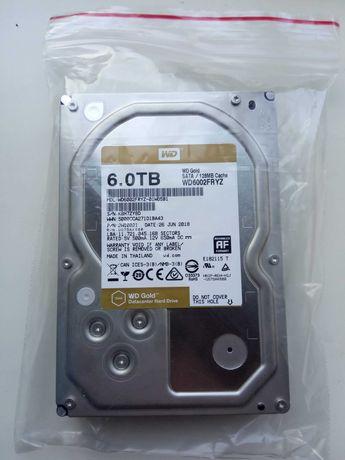 Продам жесткий диск  Western Digital Gold 6TB