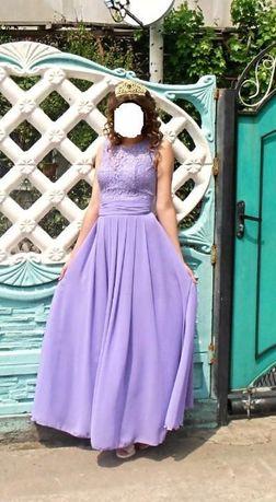 Вечернее ,выпускное платье Наложеным