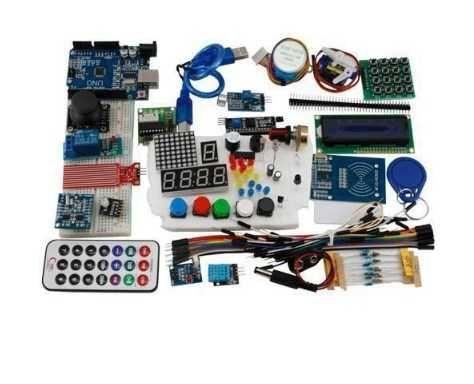 Навчальний набір для зборки на базі Arduino Uno R3