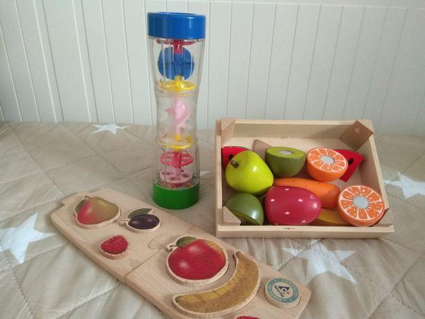 Zabawki dla malucha,drewno,edukacja.