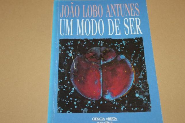 Um Modo de Ser de João Lobo Antunes