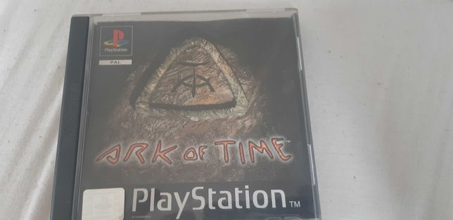 Ark of time na ps1 psx playstation 1