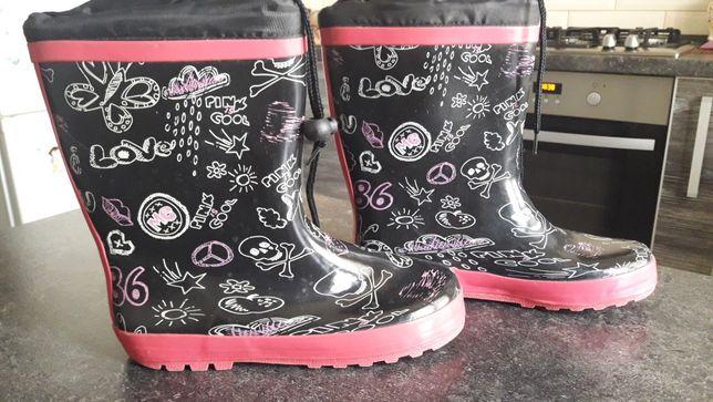 Резиновые чоботы