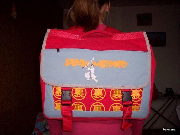 Tornister plecak nowy, lekki